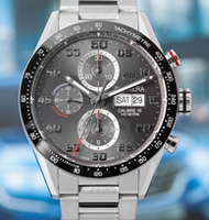 Calibre 16 Day Date Automatic Chronograph